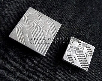 Destiny Agents of the 9 Pin and Lapel or tie pin.