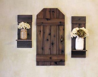 Rustic Barn Door ...