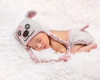 god of thunder costume crochet thor photo prop newborn photo