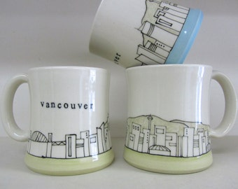 MADE to ORDER ~ Vancouver, BC Mug