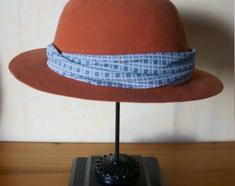 Orange Blossom Hat