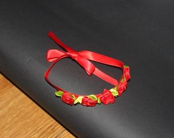 Ballet bun wreath