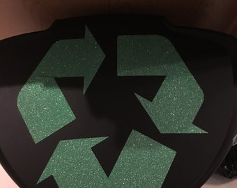 Recycle Symbol Vinyl Sticker