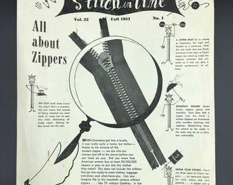 Stitch In Time   Vintage Booklet - (SW079ET)