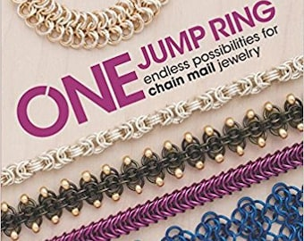 One Jump Ring: Endless Possibilities for Chain Mail Jewelry
