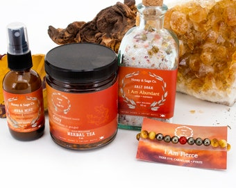 Sacral Collection: Creative Expression Care Package