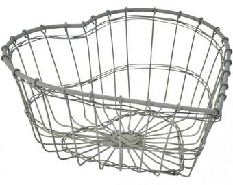 Basket wire Heart