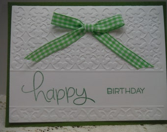 handmade greeting card; greeting card; birthday card; card
