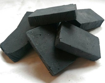 Tea tree and activated charcoal acne soap great for problem skin 100g