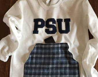 Penn State sweatshirt Sherpa lined Pocket