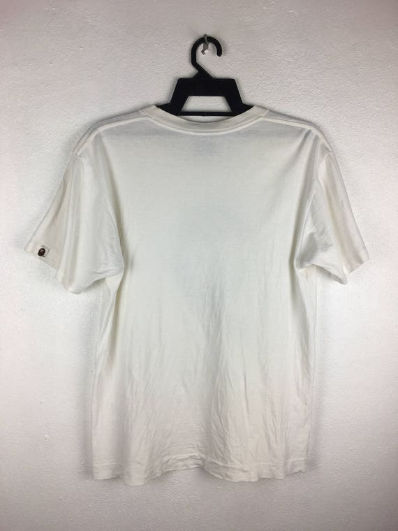 Bape Size Bathing Shortsleeve Vintage Tshirt M Ape BBw7Ut