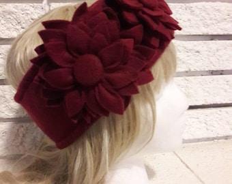 Custom Fleece Headband