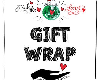 Gift wrap option-NATURA PICTA-