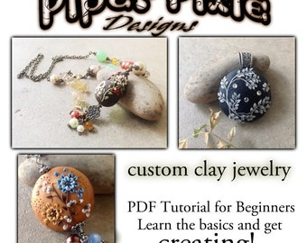 Polymer Clay Tutorial