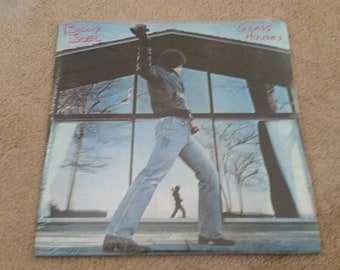 Billy Joel Glass Houses lp Sealed first edition Columbia