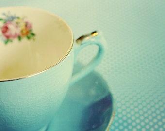 Tea Time:  11x14 Fine Art Photography Print