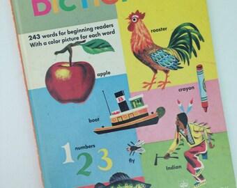 A Big Golden Book - My First Golden dictionary - Golden Press - 1974 - Richard Scarry
