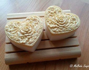 Wedding favor - handmade soaps