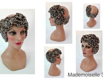 Hat woman Kappe Mütze, winter hat, Cape, headband, ear warmer Hat