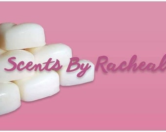 10 x Triple Scented Soy Wax Melts Free Melt of a different Scent With Every Order