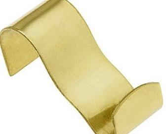 Brass Picture Rail Hook