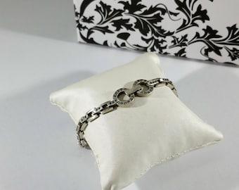 Bracelet Bracelet Silver 925 crystals SA276