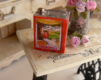 Spanish olive oil can for you Dollhouse kitchen