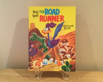Road Runner 1974 Vintage Annual
