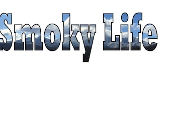 Smoky Life - Gatlinburg, TN (jpeg, png, pdf)