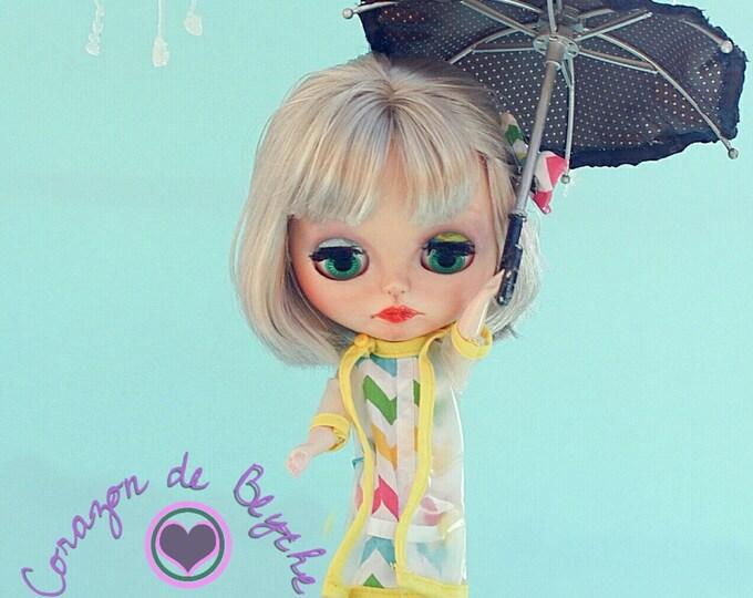 Custom blythe tbl ooak doll (fake)