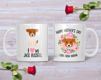Jack Russell Mom Mug, Jack Russell  Lover, Jack Russell  Gift, Jack Russell , Gift for Jack Russell  Owner, Jack Russell  Owner