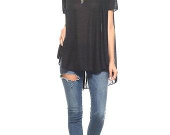 tunics, flowy shirt, black top, plus size, flowy tunic, womens clothing, boho, basic tunics, soft shirts, tunic tops, womens fashion