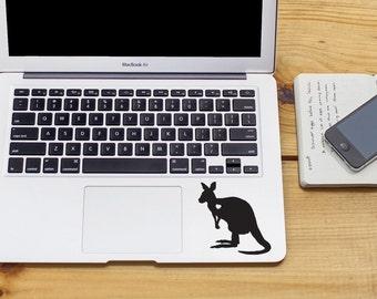 Kangaroo sticker Car Laptop Vinyl Decal Sticker