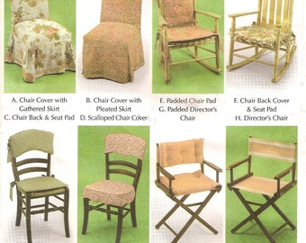 Chair Covers, Seat Cushions U0026 Pads For Parsons Chair, Rocking Chair, Directors  Chair
