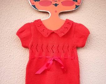 Bon Ton Coral Dress