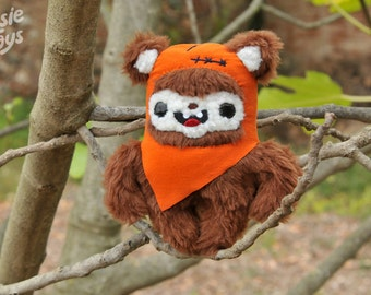 Star Wars Ewok Plush