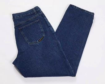 Warlock jeans invernali W44 Tg(IT)58 felpati foderati imbottiti dritti uomo T2051