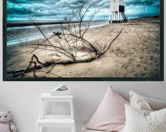 Lake House Decor, Coastal Wall Art, Printable Wall Art, 5th Anniversary Gift, 7th Anniversary Gift, 60th Birthday Gift, 40th Birthday Gift