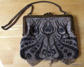 Vintage Beaded Purse -- Needs Help