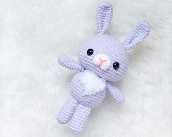 Pattern: Crochet Bunny Pattern, Amigurumi Rabbit Pattern, Easter Bunny, Crocheted bunny, Amigurumi Easter Bunny Rabbit, Tutorial PDF Pattern