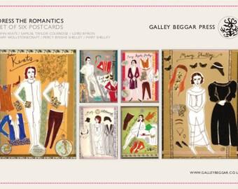 POSTCARDS—Dress the Romantics