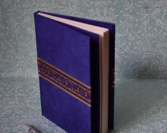 Handmade Lokta Journal Made In Nepal