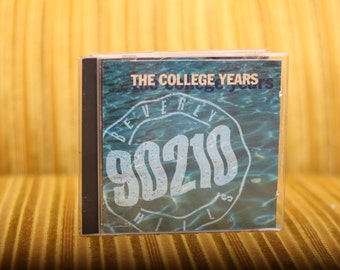 Beverly Hills 90210 The College Years CD Soundtrack