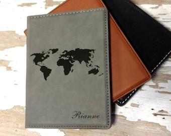 Travel Wallet, Passport Holder, Custom Passport Holder, Personalized Passport, Family Travel, His and Hers Passport, Great Gifts