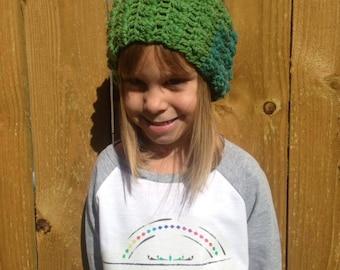 Crochet Bobble Ear warmers