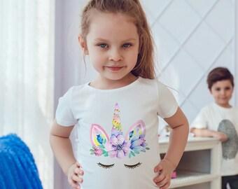 Unicorn Shirt, Unicorn, Unicorn T-Shirt, Unicorn Tshirt, Girls Unicorn Tshirt, Unicorn T Shirt, Girls Unicorn Shirt, Unicorn Birthday, Top