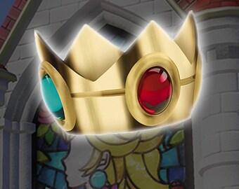 Super Mario Princess Peach Cosplay Crown