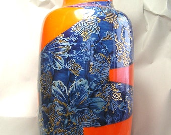A Special Japanese Antique Pottery Vase Z71