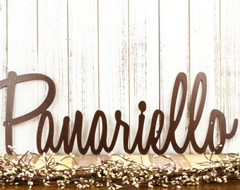 Metal Name Sign   Name Sign   Metal Sign   Family Name Sign   Custom Name Sign   Personalized Sign   Last Name Sign   Custom