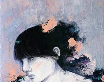 Lost A3 art print